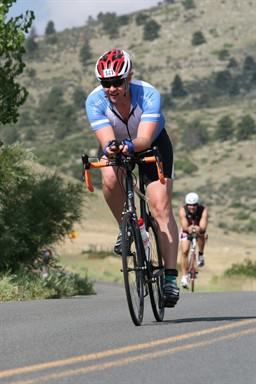 Andrew Biking
