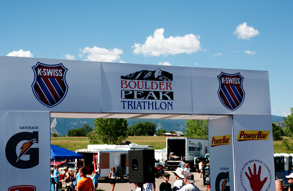 Boulder Peak Triathlon